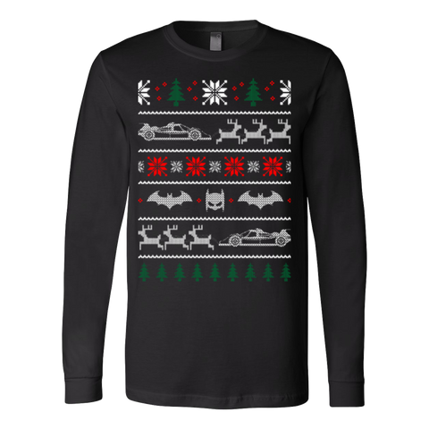 Batman ugly christmas sweater xmas - Vietees Shop Online - 1