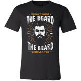 The Beard Choice T-shirt - Vietees Shop Online