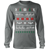Batman ugly christmas sweater xmas - Vietees Shop Online