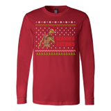 Zombie season s eatings funny ugly christmas sweater - Vietees Shop Online
