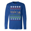 Image of Ugly Christmas Sweater Inspired Sweater - Vietees Shop Online