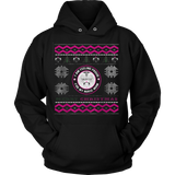 Nurses Daughter Ugly Christmas Sweater Hoodie - Vietees Shop Online - 2