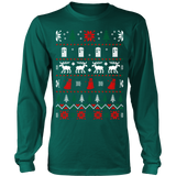 Dr who ugly christmas sweater xmas - Vietees Shop Online - 11