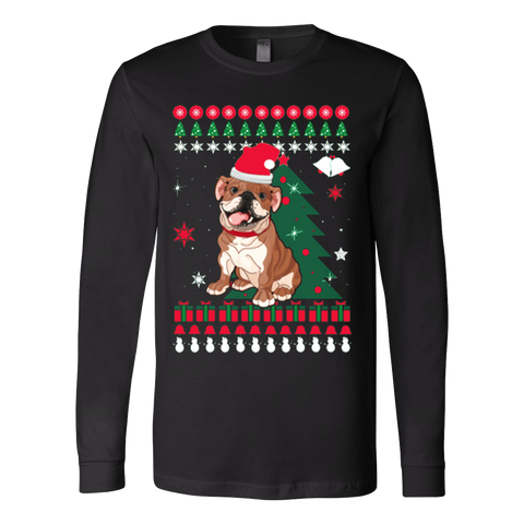 Christmas Ugly Sweater - PITBULL - Vietees Shop Online