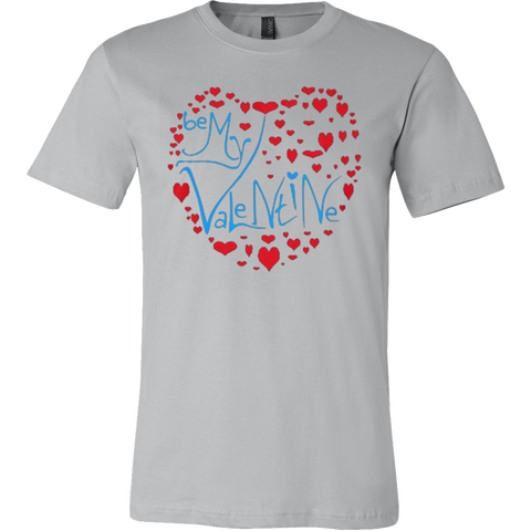 Be My Valentine - Love Love Love T-shirt