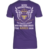 Image of Never underestimate power of Aries Woman - Vietees Shop Online