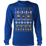 Happy Christmas ugly sweater - Vietees Shop Online - 12