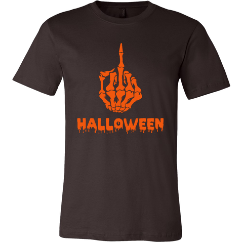 Fuck You Halloween T-Shirt - Vietees Shop Online