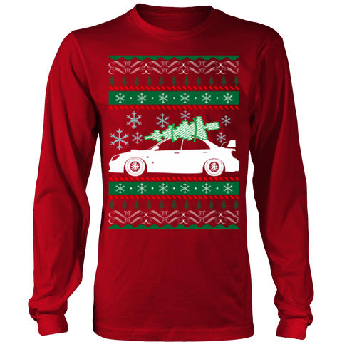 240sx ugly christmas sweater xmas - Vietees Shop Online