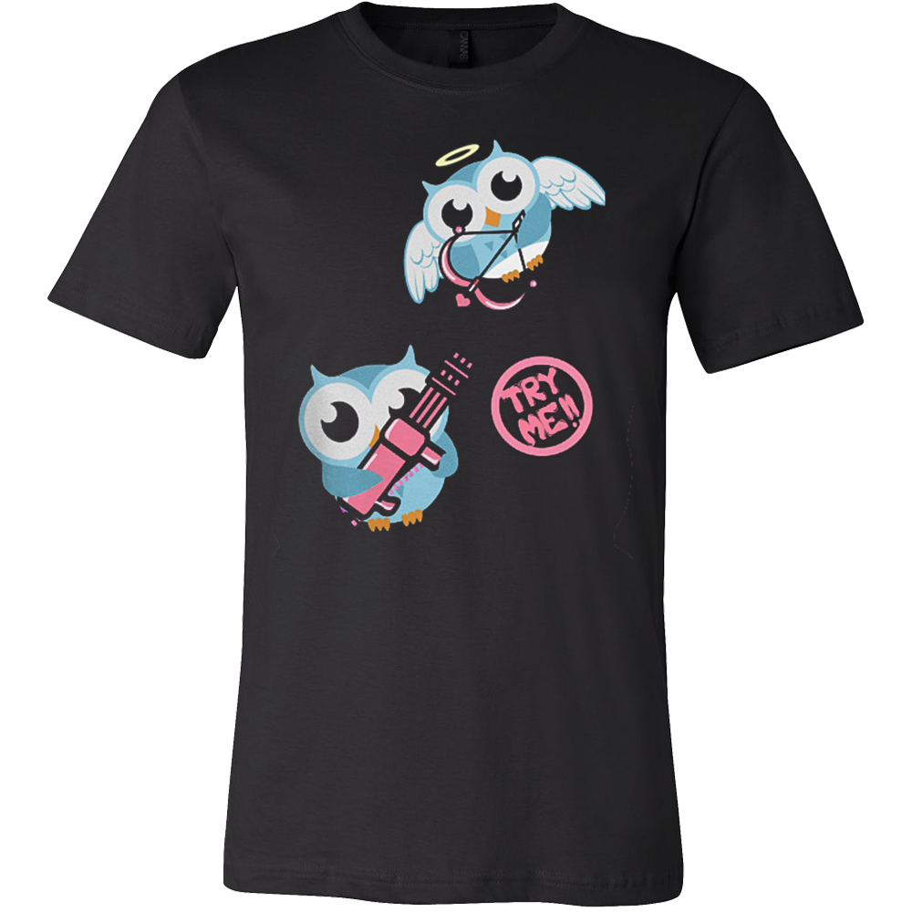 Valentine for My Owl T-shirt - Vietees Shop Online
