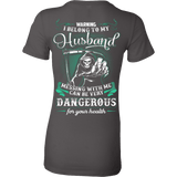I BELONG TO MY HUSBAND - Vietees Shop Online