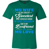 I LOVE MY WIFE - Vietees Shop Online