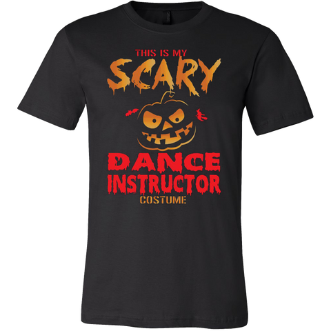 HALLOWEEN COSTUME FOR DANCE-INSTRUCTOR T-SHIRT - Vietees Shop Online
