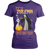 IT'S ZULEMA TRICK AND TREAT T-SHIRT - Vietees Shop Online