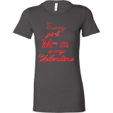 Mom is my Valentine T-shirt - Vietees Shop Online