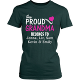 This Proud Grandma - Vietees Shop Online