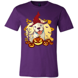 Pitbull Halloween Pumpkin T-Shirt - Vietees Shop Online