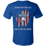STAND FOR THE FLAG T-SHIRT - Vietees Shop Online