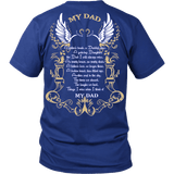 MY DAD, I MISS YOU - Vietees Shop Online