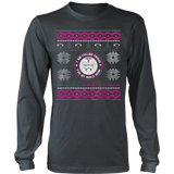 Nurses Daughter Ugly Christmas Sweater Hoodie - Vietees Shop Online - 9