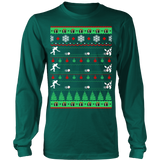 Bowlers bowling christmas ugly sweater - Vietees Shop Online - 11
