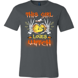 Halloween - This girl loves Witch T-shirt - Vietees Shop Online