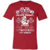 Image of 8TH DAY GOD CREATED WHISKEY TO KEEP THE IRISH T-SHIRT - Vietees Shop Online
