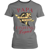 PAPA - THE FISHING LEGEND - Vietees Shop Online