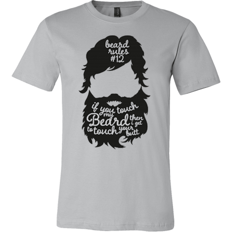 Awesome Beard T-Shirt - Vietees Shop Online - 1
