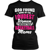 Loudest Women - Basketball Moms - Vietees Shop Online