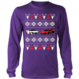 Racing Car Ugly Christmas Sweatshirt - Vietees Shop Online - 14