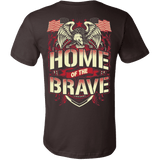 Home Of The Brave - Vietees Shop Online
