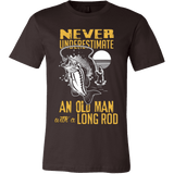 Fishing Never Underestimate - Vietees Shop Online
