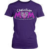 Image of Christian Mom - Vietees Shop Online