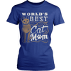 Image of Cute Cat Mom - Vietees Shop Online