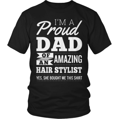 I'M A PROUD DAD - Vietees Shop Online