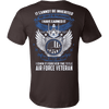 Image of AIR FORCE VETERAN - Vietees Shop Online