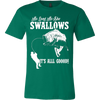 Image of SHE SWALLOWS IT'S ALLL GOOOD! - Vietees Shop Online
