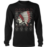Indians Ugly Christmas Sweater - Vietees Shop Online