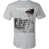 YOU'RE A VETERAN IF... - Vietees Shop Online