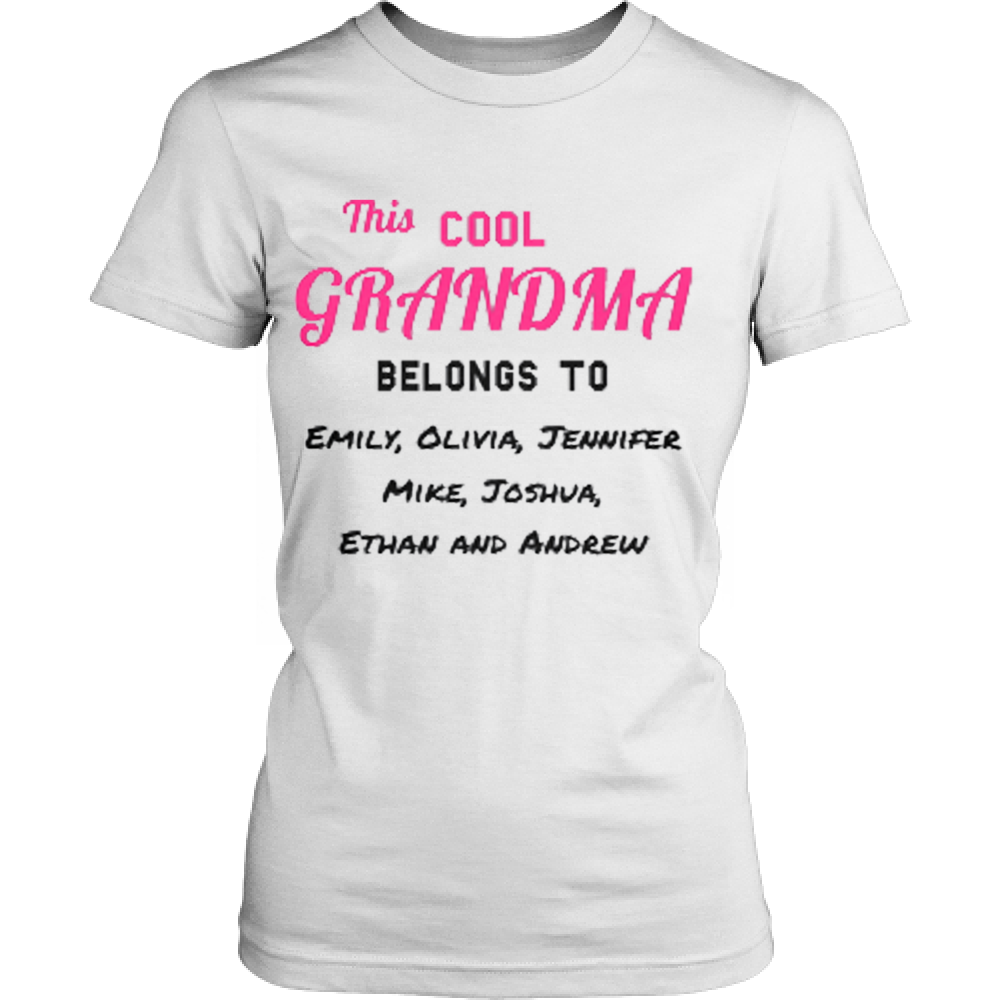 This Cool Grandma - Vietees Shop Online