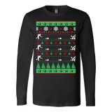 Bowlers bowling christmas ugly sweater - Vietees Shop Online - 1