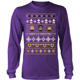 Happy Christmas ugly sweater - Vietees Shop Online - 13