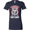 NEVER UNDERESTIMATE THE TENACIOUS POWER OF A NURSE WHO IS ALSO A CAT LADY - Vietees Shop Online
