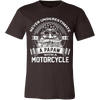 Image of Never Underestimate a Papaw with a Motorcycle - Vietees Shop Online