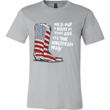 It's The American way - Vietees Shop Online