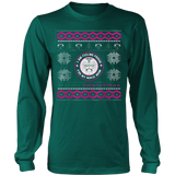 Nurses Daughter Ugly Christmas Sweater Hoodie - Vietees Shop Online - 10
