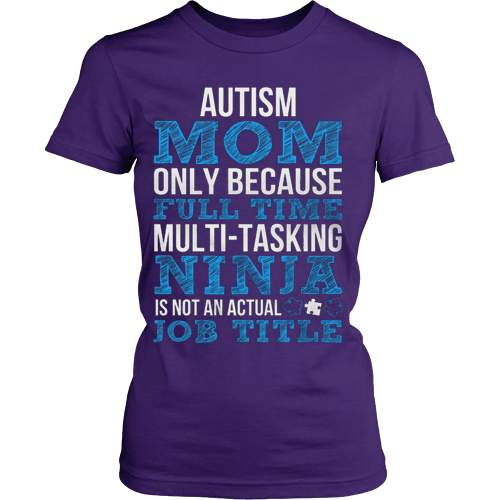 Funny Autism Awareness Shirt Autism Mom T Shirt - Vietees Shop Online