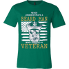 Image of BEARD MAN - VETERAN - Vietees Shop Online