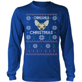 Chihuahua ugly christmas sweater - Vietees Shop Online